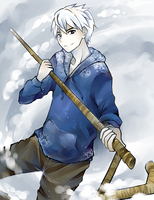 RoTG: Jack Frost by Haiyun
