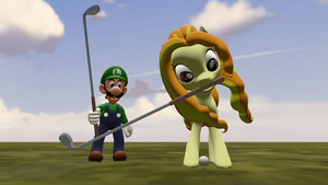 [SFM] A golf game by ZeFrenchM