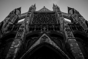 Westminster Abbey by Sjodin