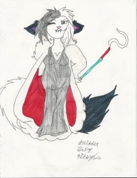 Glitter Disney Villan by GlitterbabyKitty