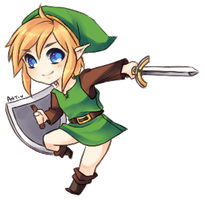 FA: Link by Cynphonium