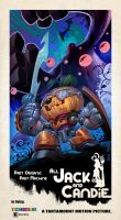 Jack and Candy poster v1 by kidchuckle
