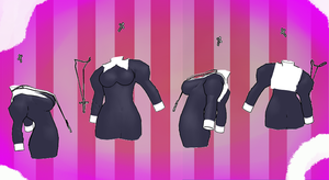 MMD Outfit 49 by MMD3DCGParts