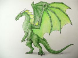 Scaly Greens by WyvernFlames