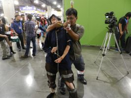 Phoenix Comicon 2014 Last of us (5) by Demon-Lord-Cosplay