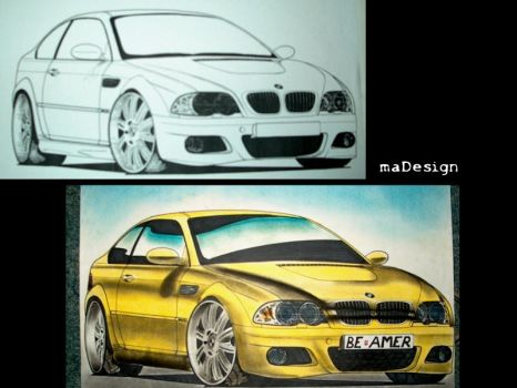 maDesign BMW by skepsis