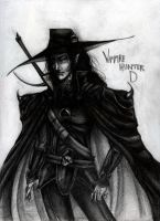 Vampire Hunter D by nove