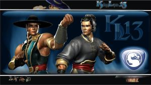 Kung Lao of MKDA -Wallpaper- by Princess-Flopy-13