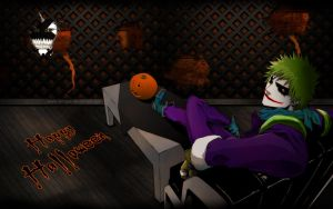 Wallpaper Bleach Happy Halloween HD 1920x1200 by DShepe