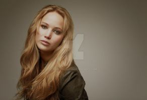 Jennifer Lawrence by RomiReedus