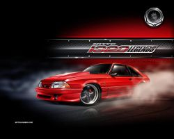 Nitto 1320 Legends Cobra SVT by Signalxb