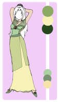 Lineage Designs: Day Dress I by mitsuki0tennyo