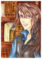 Art Trade: Andrian by Khallandra