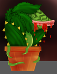 Don't feed the plants.... by moshigal156