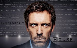 House M.D. Wallpaper by Stealthy4u