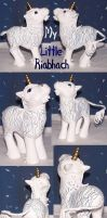 My Little Riabhach by NiteMuse