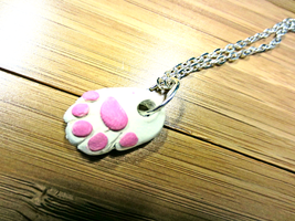 Lucky Ferret Paw Necklace by Denniah