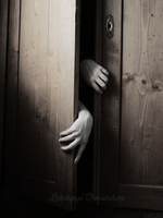 The monster in your closet by Schnitzelyne