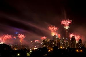 Happy New Year Melbourne by person-of-interests