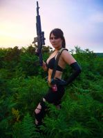 The Phantom Pain: Quiet. by IXISerenityIXI