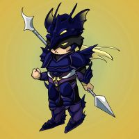 Chibi Kain by glance-reviver