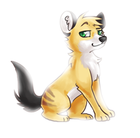 Doodle Commission 2 by Aluri