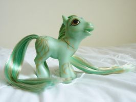 Custom my little pony something kind of magical 4 by thebluemaiden