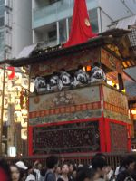 Gion Festival Float by Dandric101