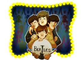 Beatlebook: Cover Image by Crispy-Gypsy