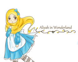 Aliyah in Wonderland by sheepikos
