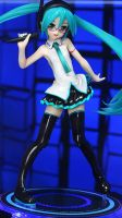 Miku Hatsune: Lat-type Ver. by OvermanXAN