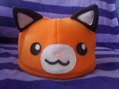 Fox hat 3 by cloudminty