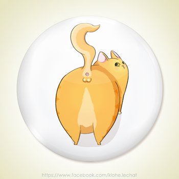 The Butts Project _ Ginger by KLohE-LeChat