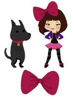 Rifftiff Sticker Set by Deus-Marionette