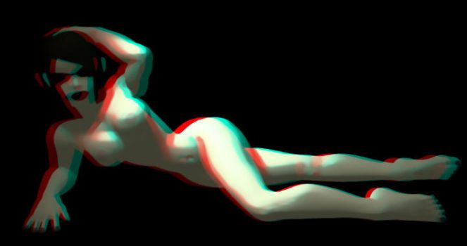Shades - Anaglyph by fauxquixote