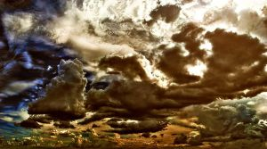 clouds in hdr version by artaquilus