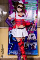 Harley Quinn - Arkham Asylum by Magic-Alex-Photo