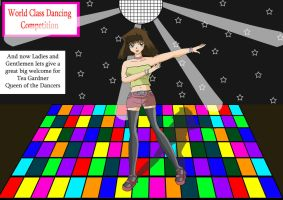 Tea The Disco Queen by Duel-Monsters