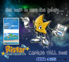 Ristar 2 Hoax by Professor-J