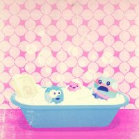 bath time by Par4noid