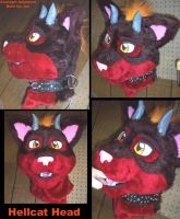 Hellcat: Head shots by Fursuit