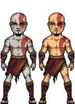 Kratos by birdman91