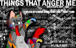 Things that anger me by rainbowtail101
