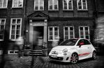 Abarth 500 by pandaonmars