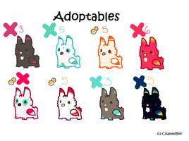 Griffon Adoptables CLOSED by Terminal-Adopts
