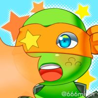 Mikey by 666miran
