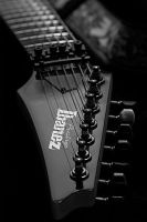 Ibanez BnW by sharan