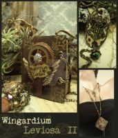 Wingardium Leviosa - Revisited by LuthienThye