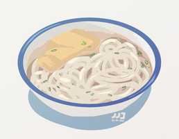 Daily challenge: Draw a dish you like by NoNoKoHime