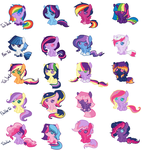 Twilight shipping adopts 5 pts ( 1/20 open) by sakurahae